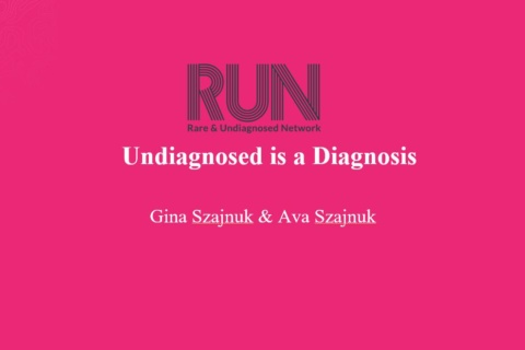 Undiagnosed is a Diagnosis